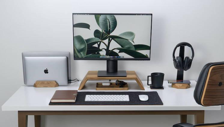 Jak zorganizować biurko, żeby przyjemnie się na nim pracowało?