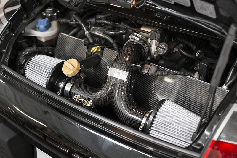 Porsche Intake