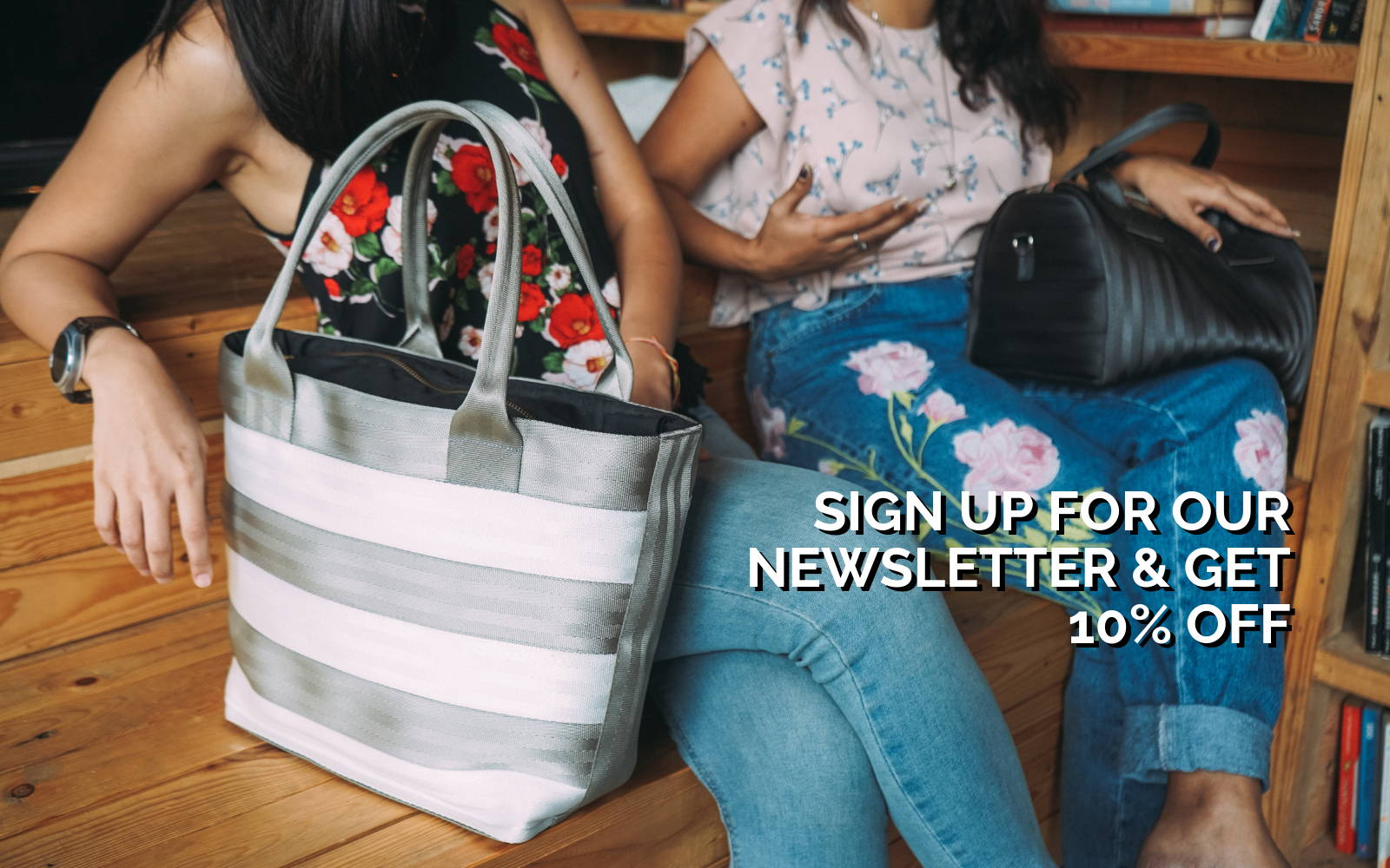 Get 10% off when you subscribe to Biji-biji Ethical Fashion newsletter