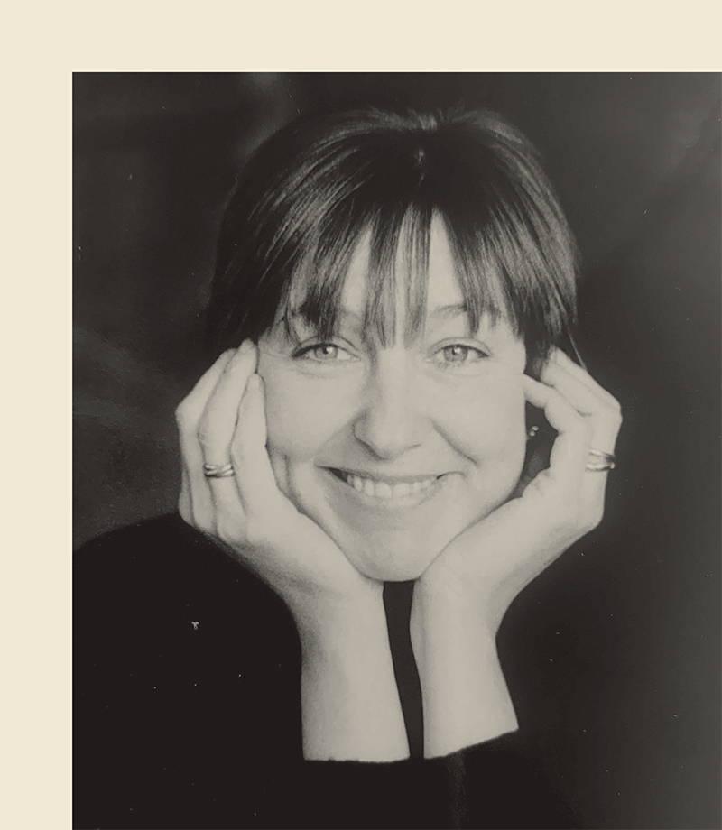Portrait of Cath Kidston