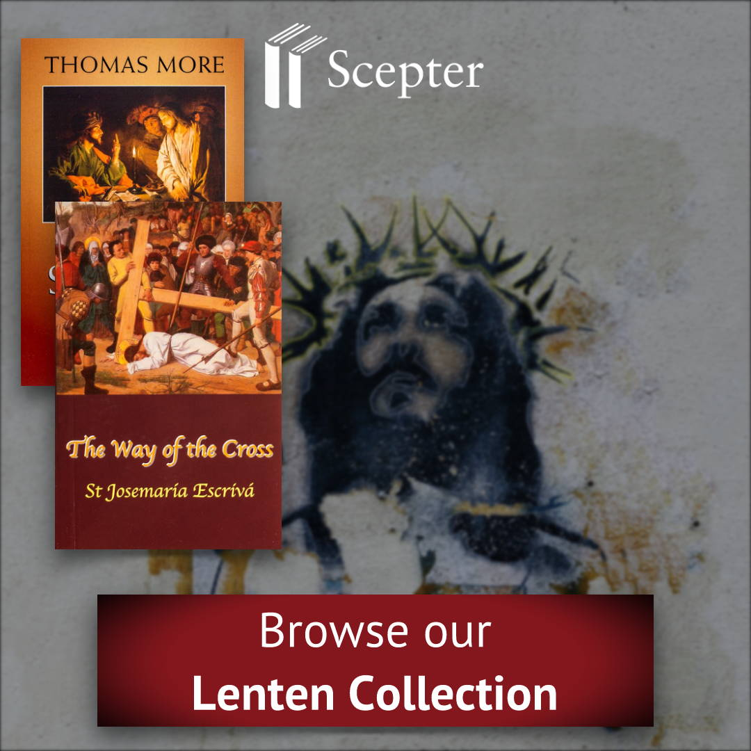 Lenten Reflection and Collection of Books