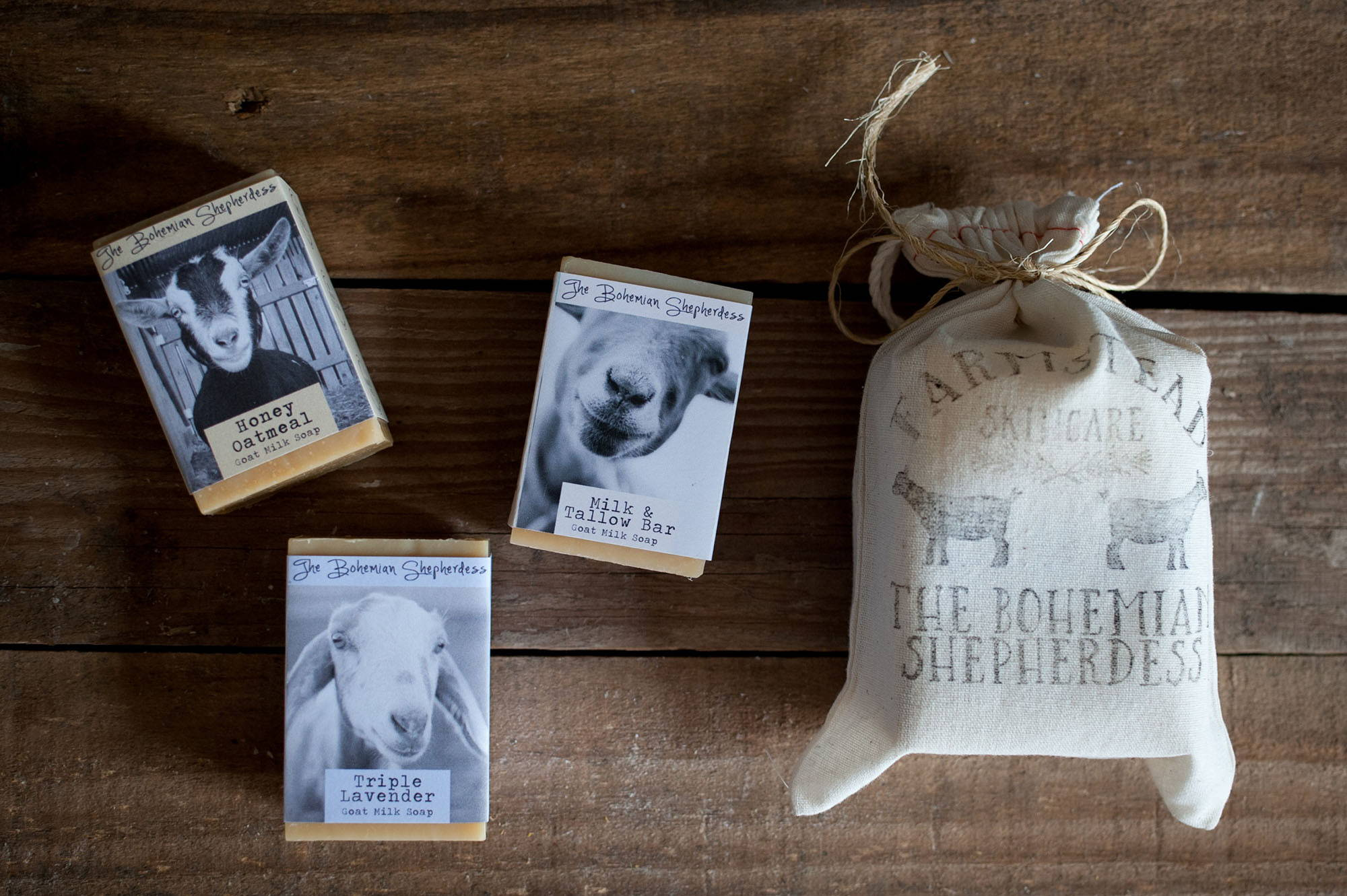 Shoppers Guide to Small Business Saturday Handmade soaps and skin care