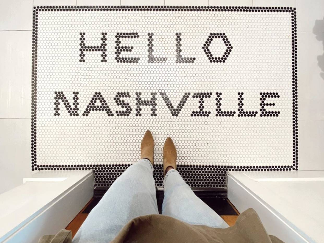 Things to do in Nashville TN, shop at Dress Up!