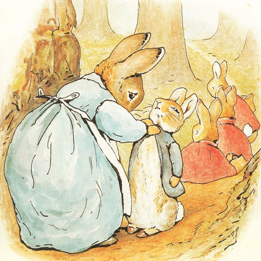 Beatrix Potter Art