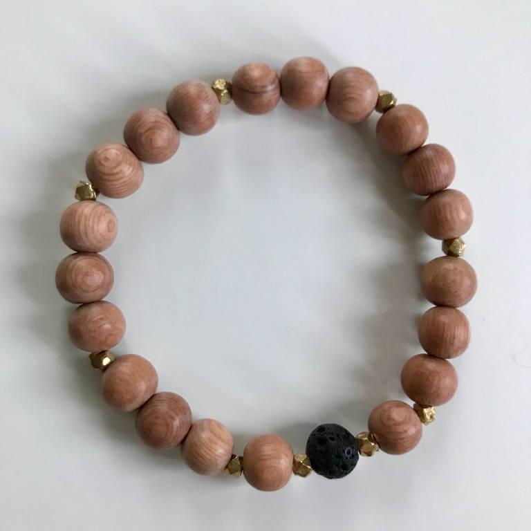 Orgotton Essential Oil Diffuser Bracelet