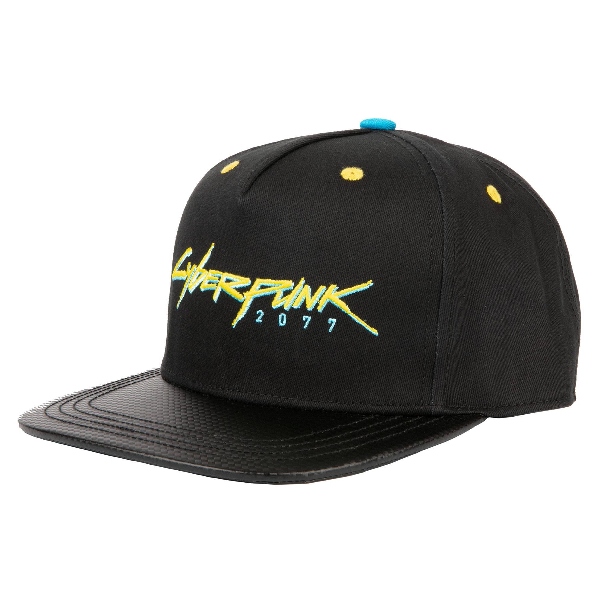 Product image of Cyberpunk 2077 Logo Snap Back Hat