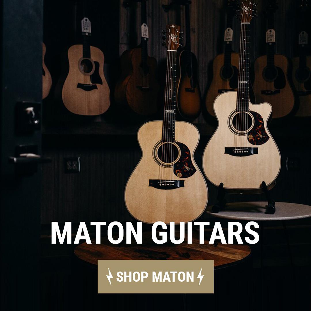 Shop Maton Guitars