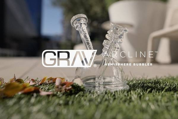 Buy GRAV Labs Arcline Glass Pipes at DopeBoo.com