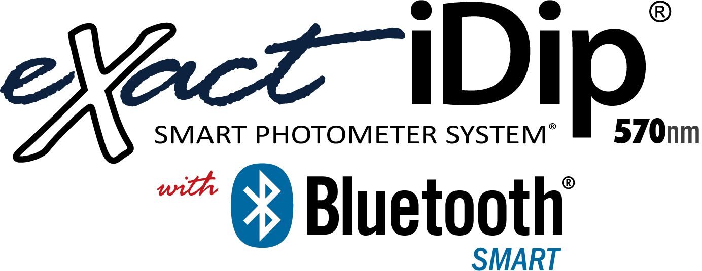 eXact iDip 570 logo