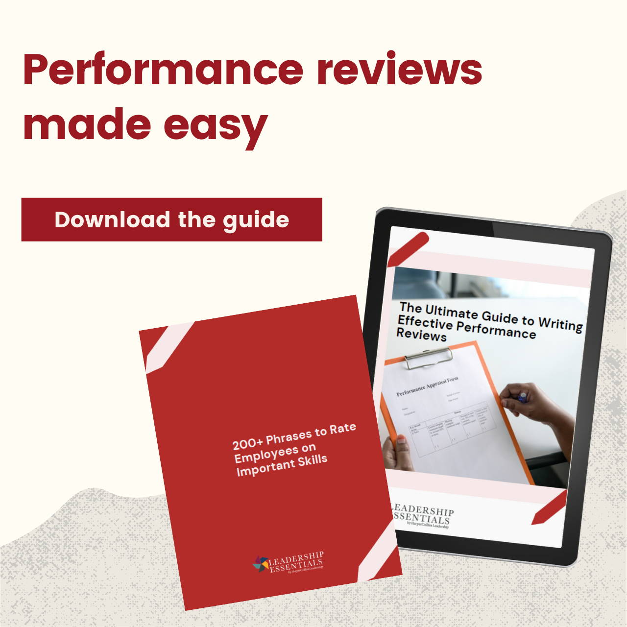 Performance Reviews Made Easy