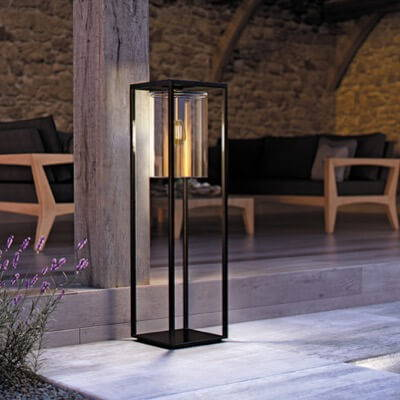 Outdoor Entertaining Table Lamps & Floor Lamps