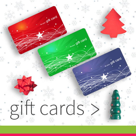 Beauty Gift Cards Christmas