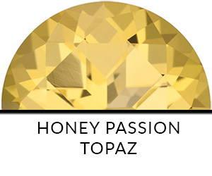 Honey Passion Topaz