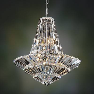 Allegri Lighting Crystal Pendants, Chandeliers, Wall Sconces, & Ceiling Lights - Auletta Collection