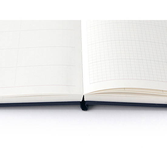 Opens flat - 2020 Prism dated weekly planner notebook