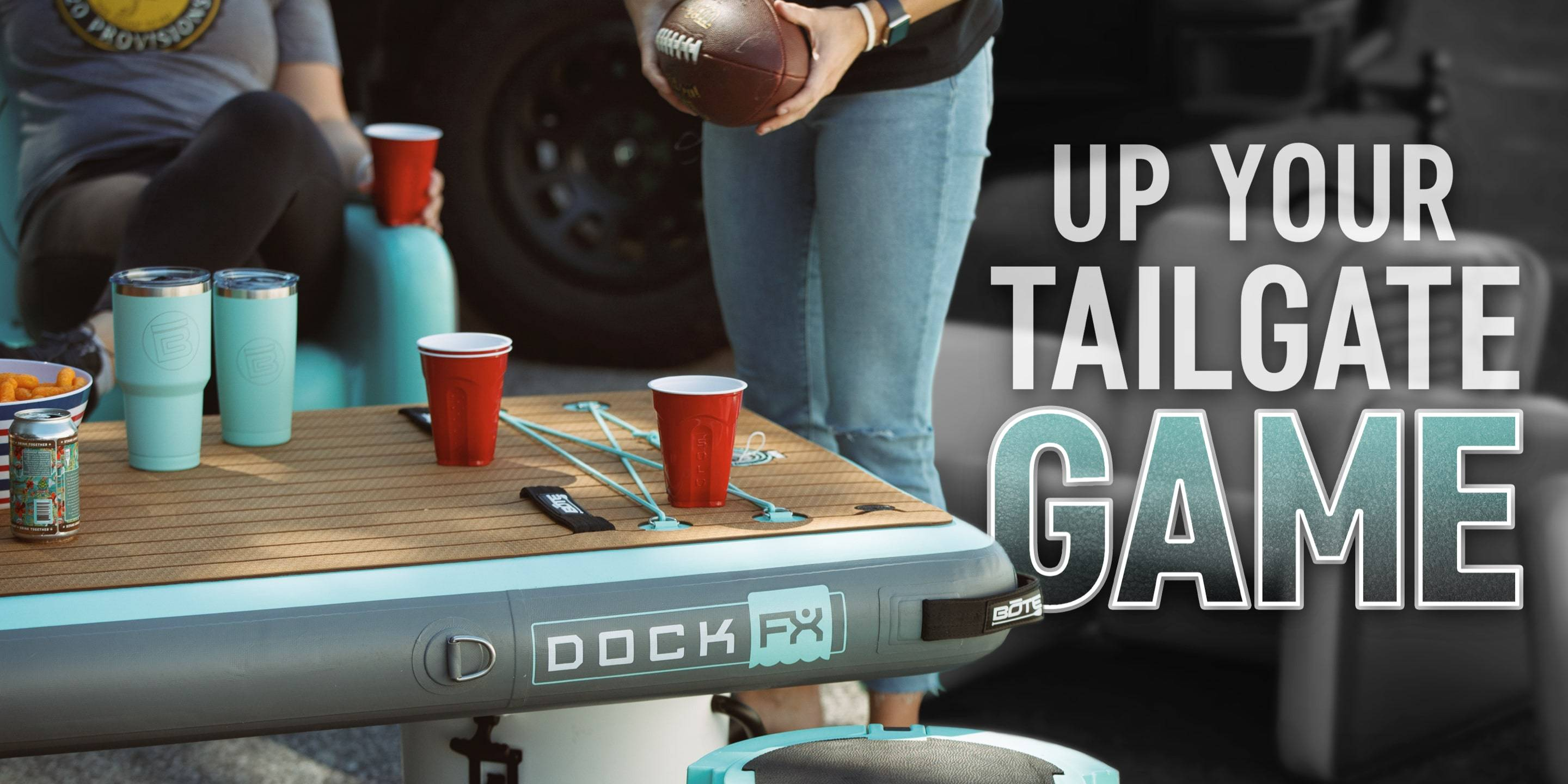 Up your tailgate game