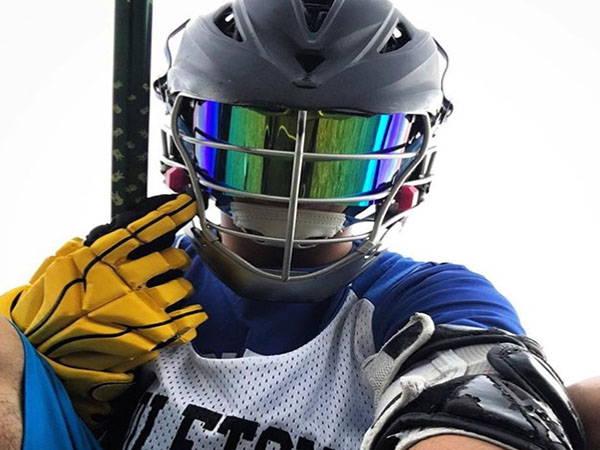 shoc lacrosse visor