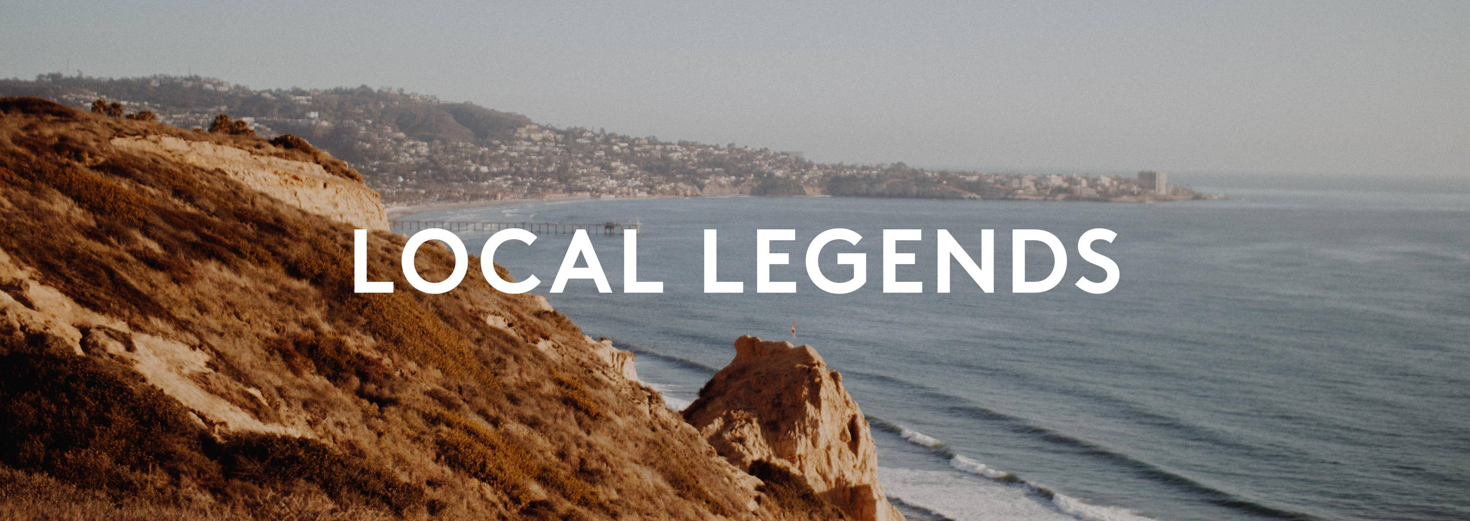 Local Legends of La Jolla