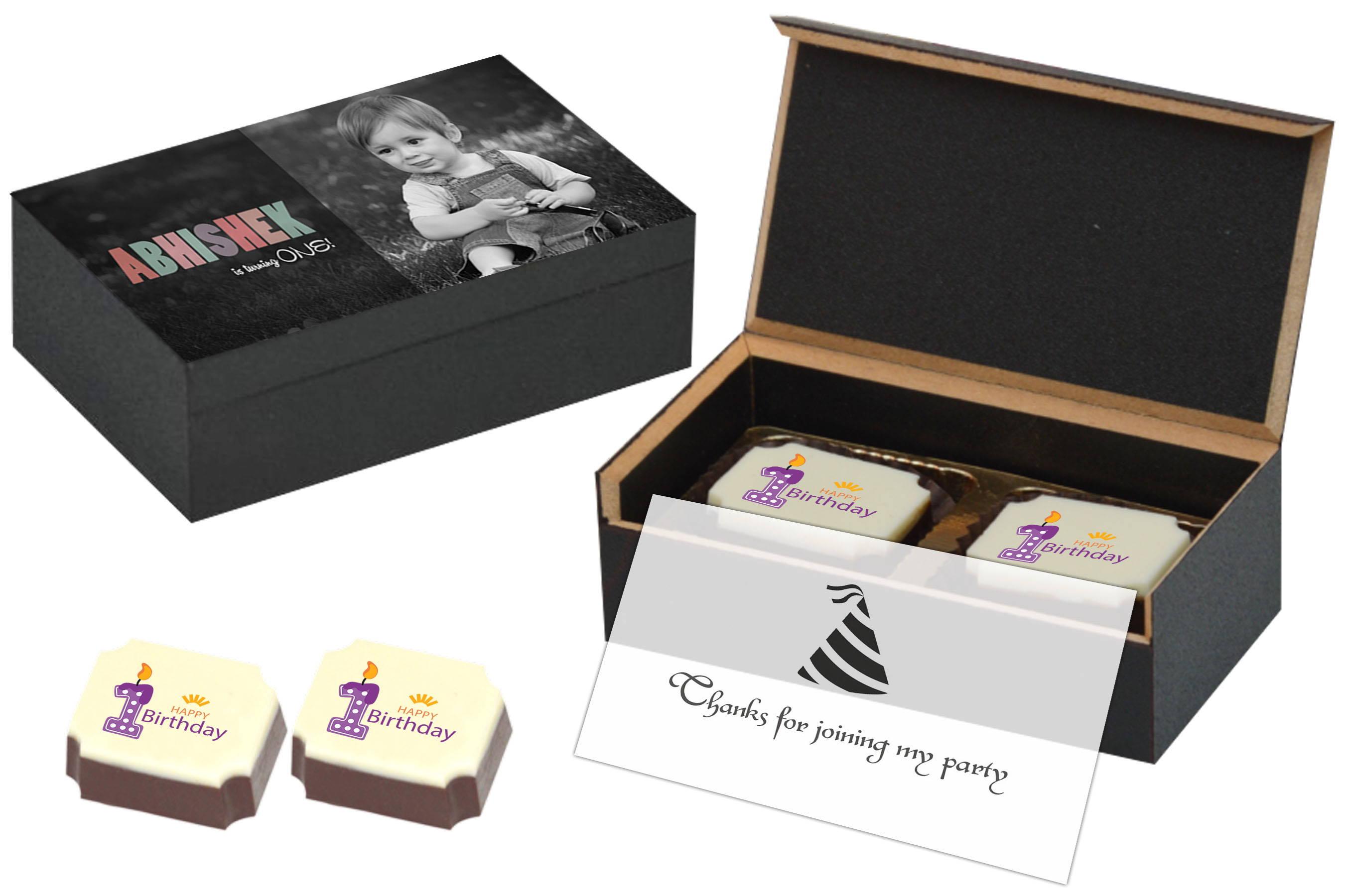 Exquisite Birthday Return Gifts Chococraft CHOCOCRAFT