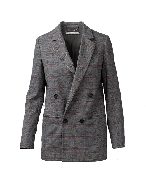 Grey Blazer | Holiday Gift Guide | J.ING
