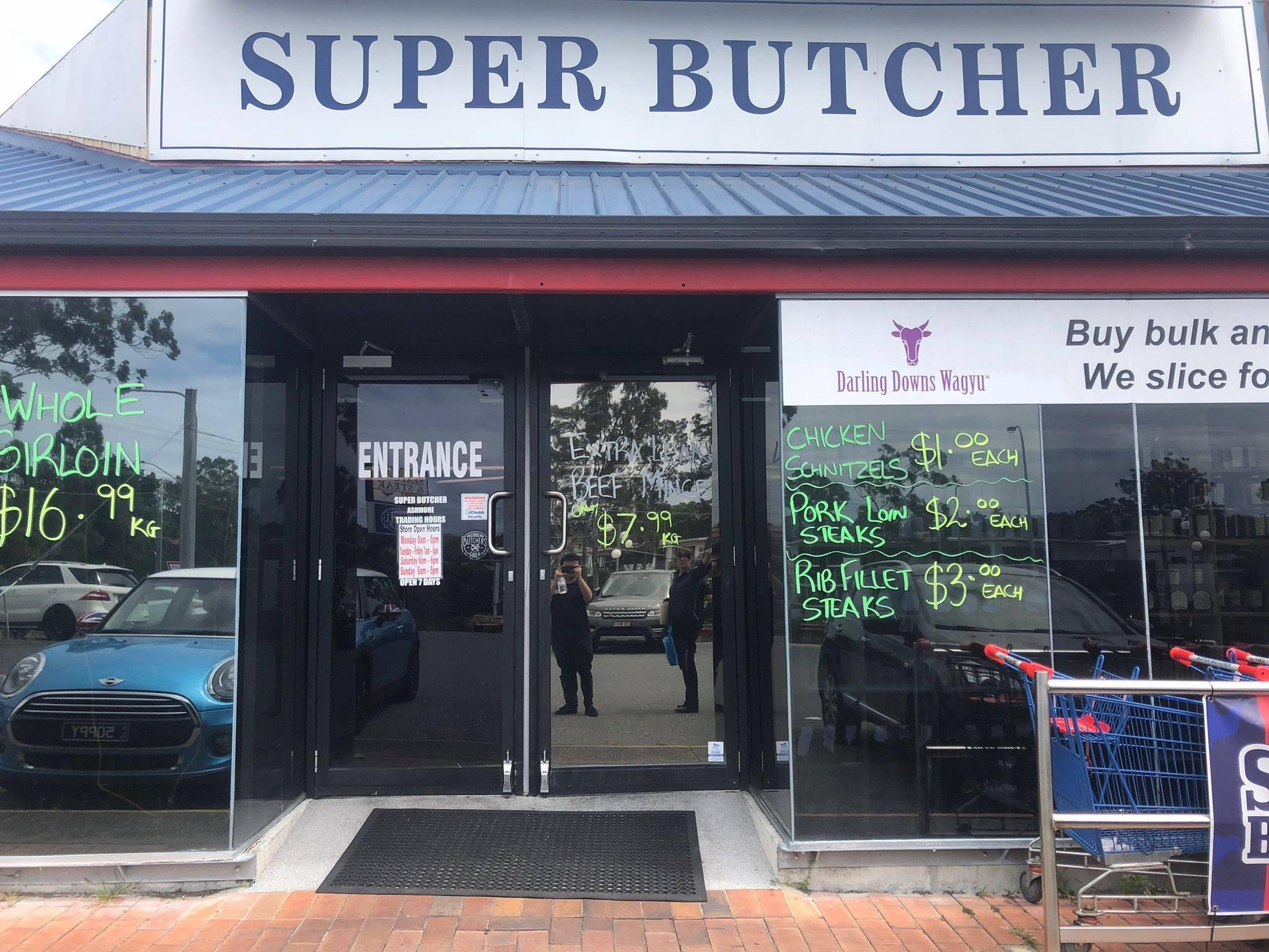Ashmore Super Butcher Gold Coast