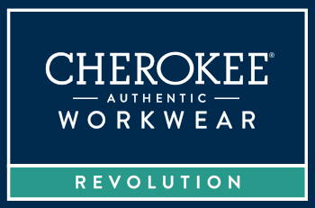 Cherokee Workwear Revolution Logo