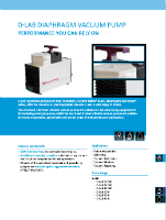 Product Information D-Lab
