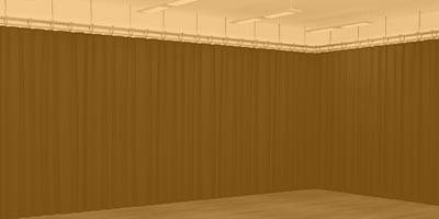 Click here to see the range of acoustic curtains