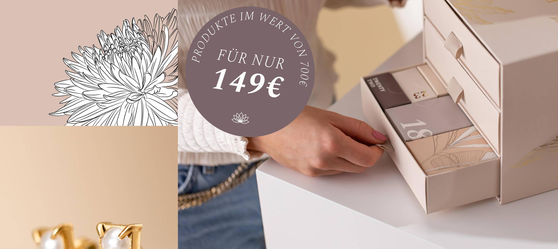 Purelei Schmuck Adventskalender 2021