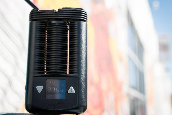 Buy Portable Vaporizers like the Storz & Bickel Mighty at DopeBoo.com