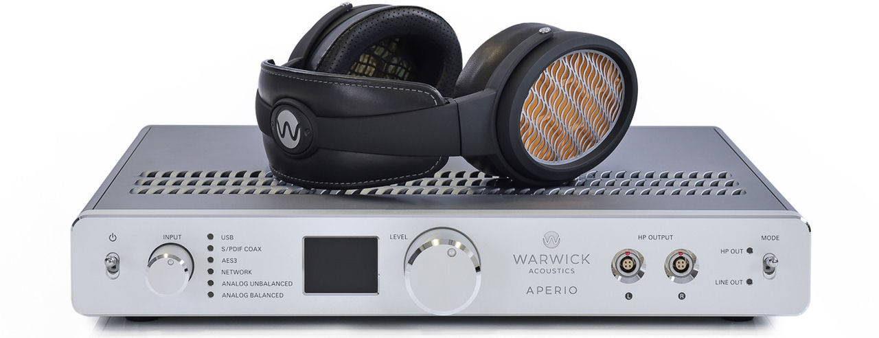 Aeperio Headphone System