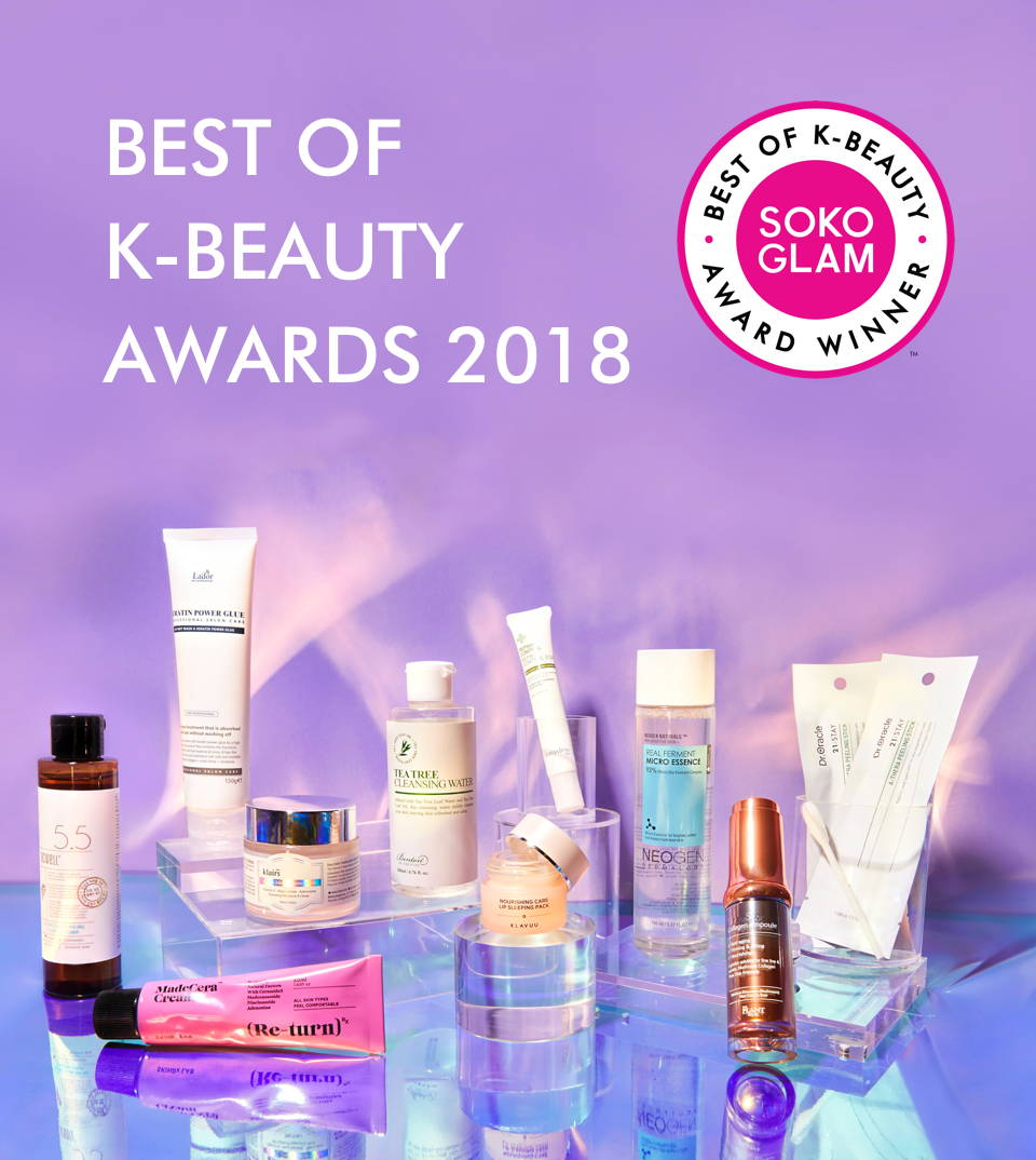 K Beauty: The 10 Most Innovative Products