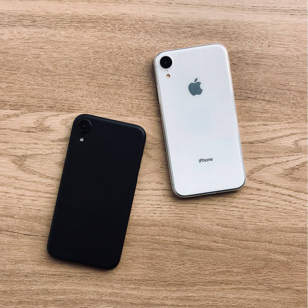 The Ultra Thin iPhone Xr Case