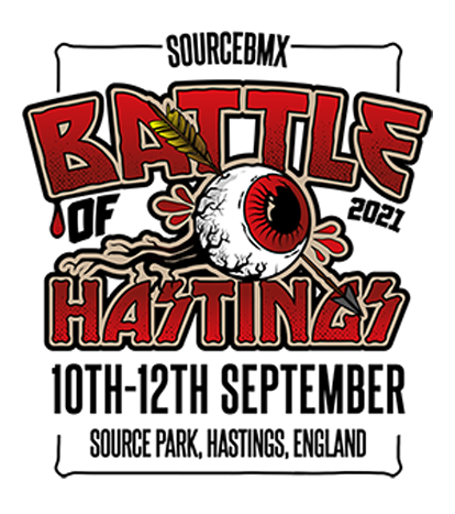 Battle of Hastings BMX Competition
