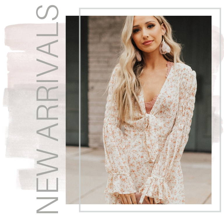 Shop new boutique styles dresses and spring trends