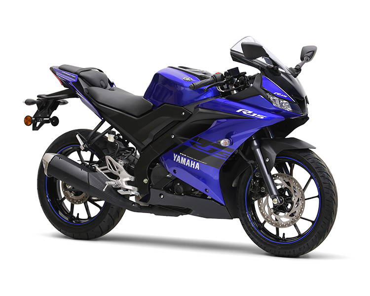 Yamaha YZF-R15 (Learner Approved)