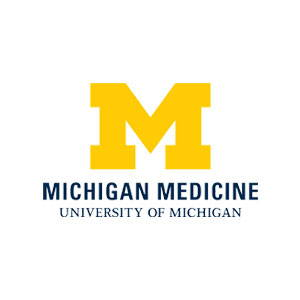 Logo of University of Michigan, Michigan Medicine