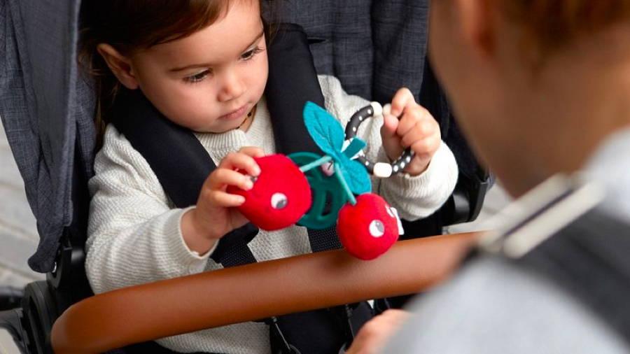 Aro para colocar juguetes
