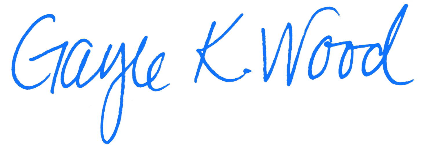 gayle signature