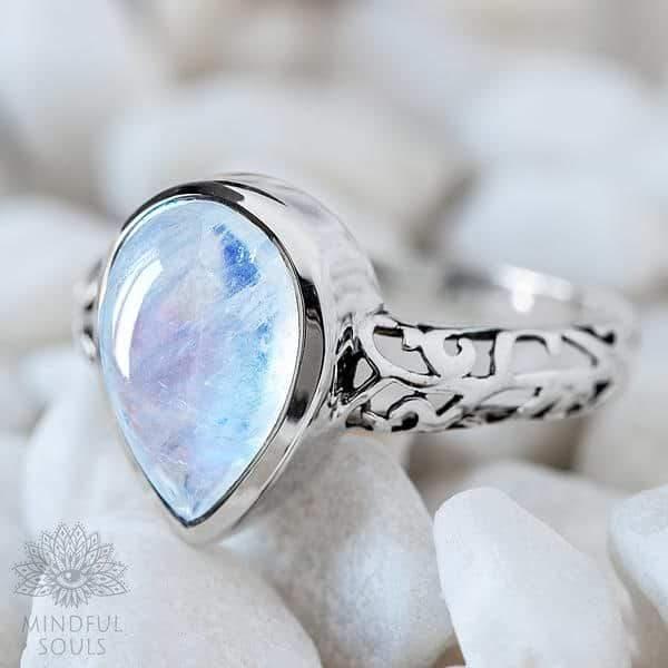 Moonstone Ring Of Harmony
