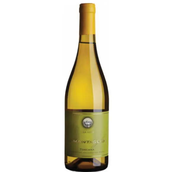 Amantiglio Chardonnay  Toscana Chardonnay I.G.T.- Italian Wine distributed by Beviamo International in Houston, TX