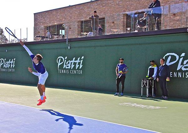 Piatti Tennis Center - Recommended by Functional Tennis