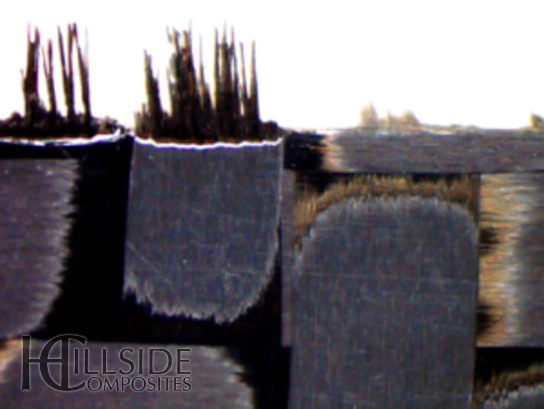 Low Quality Cut Carbon Fiber