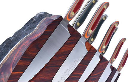 American Made Chef Knives Kitchen Knife Sets Custom Cutlery Gifts