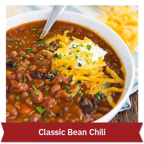 Classic Bean Chili