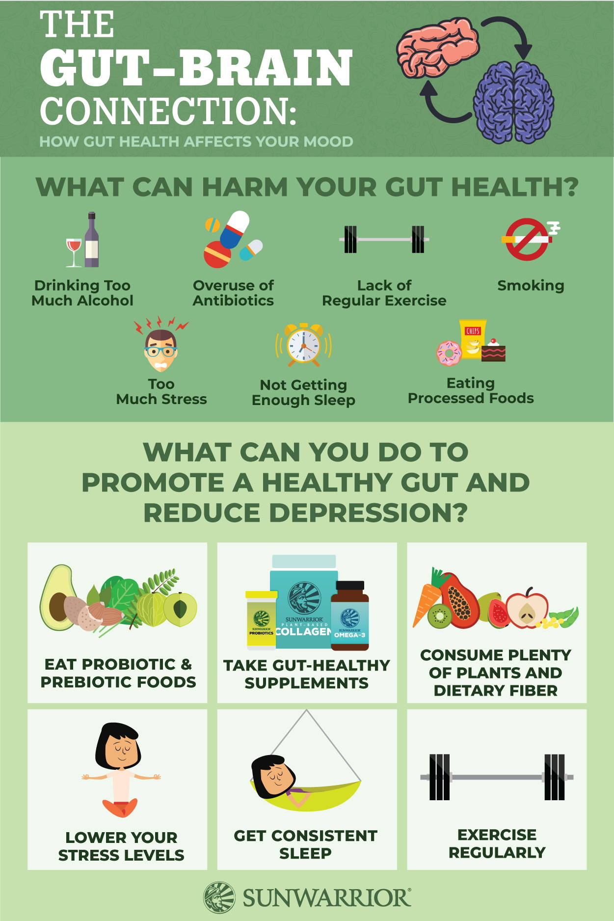 gut health connection