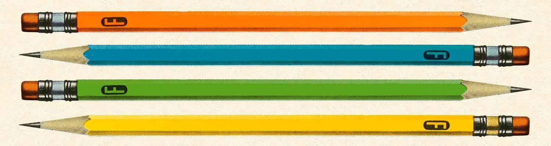 Pencils | RetroSupply Co.
