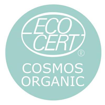 Badge for Ecocert Cosmos Organic