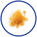 Beeswax for natural pain relief