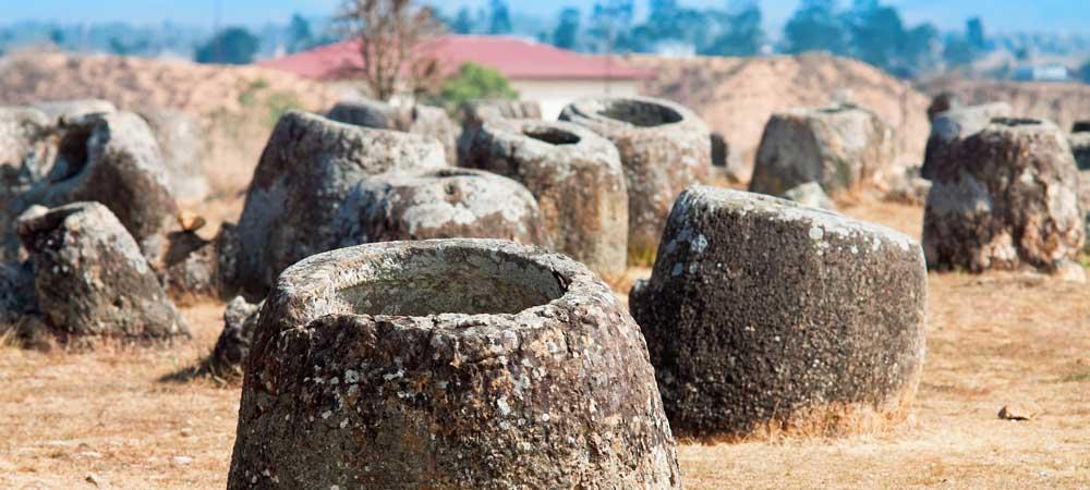 Travelbay in the Media - Vacations & Travel Magazine - Laos Tours - Plain of Jars